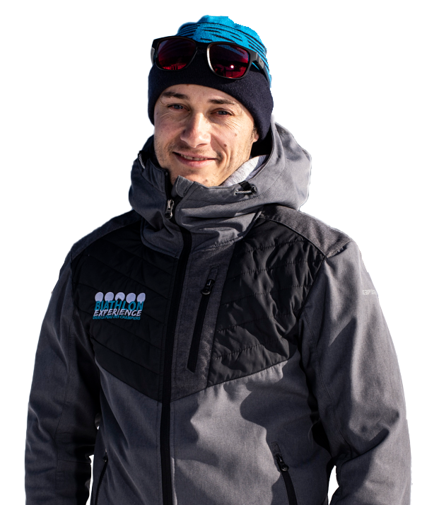 biathlon experience alexis boeuf