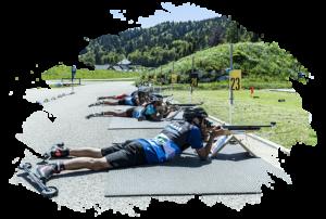 Stage Biathlon